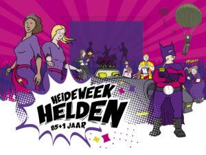 Heideweek Helden